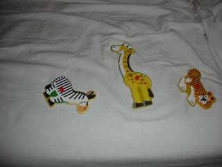 Zoo Puzzle Animals